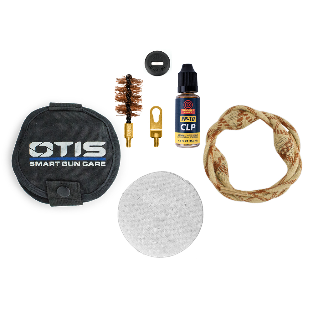 12ga Thin Blue Line Cleaning Kit