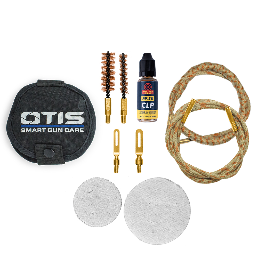 5.56mm/.40cal Thin Blue Line Cleaning Kit