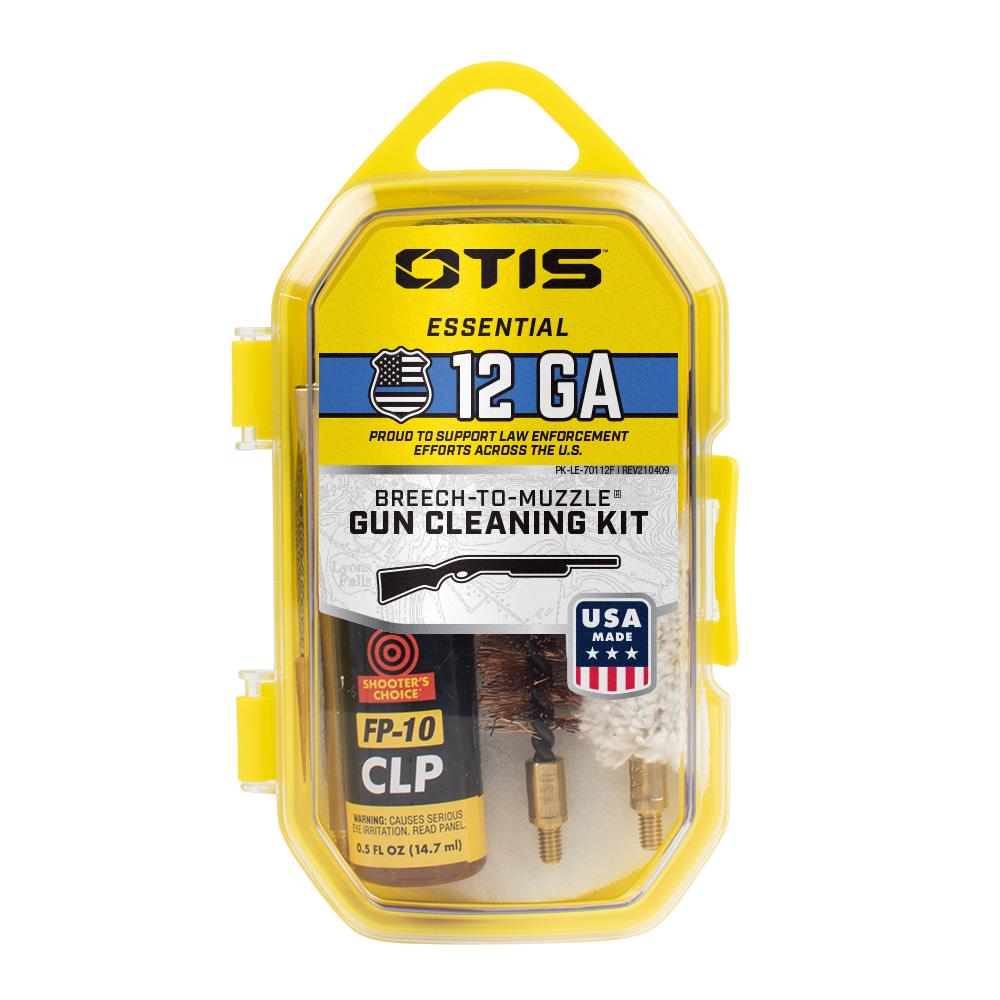 12ga Essential Shotgun Cleaning Kit