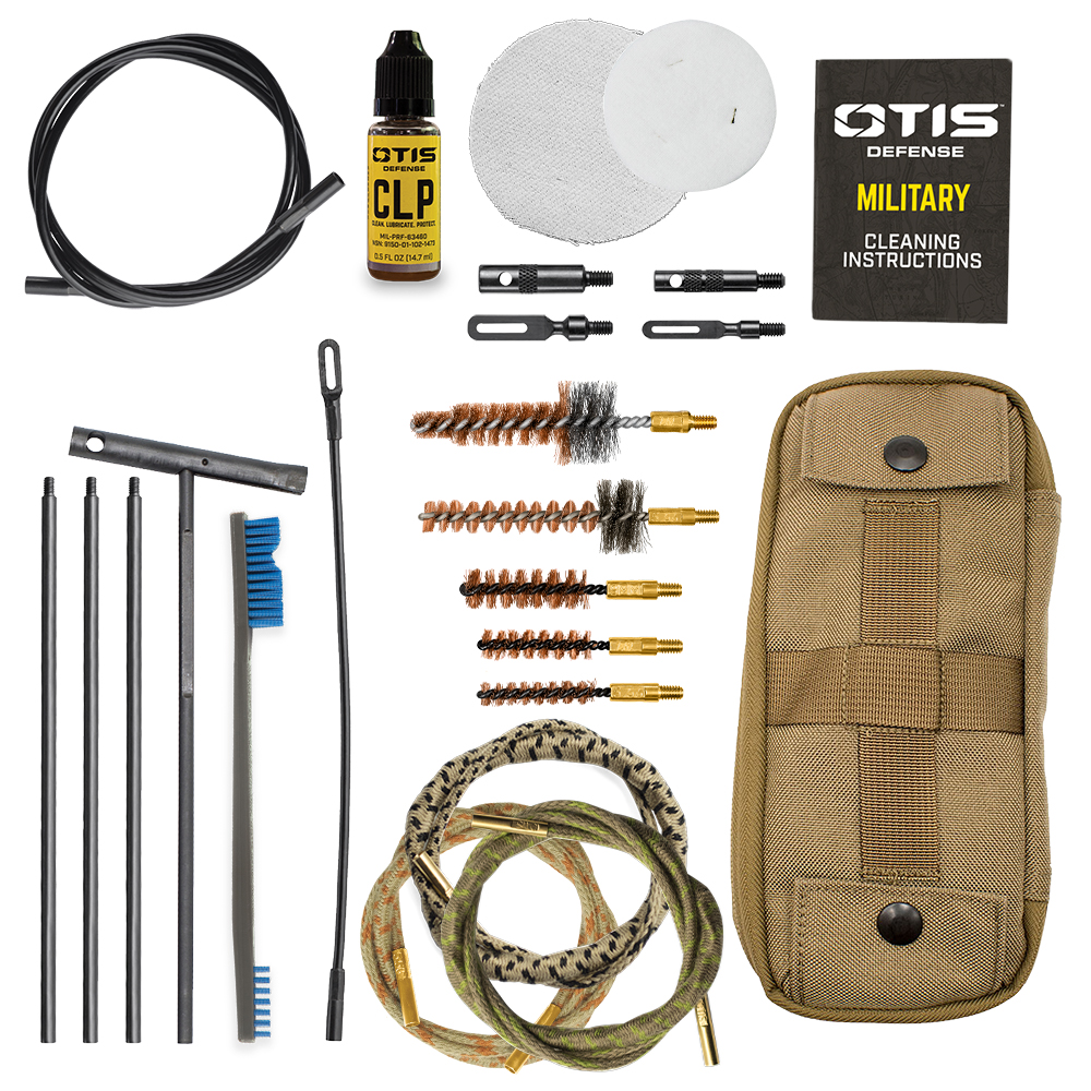 I-MOD® Cleaning Kit (5.56mm, 7.62mm, 9mm)