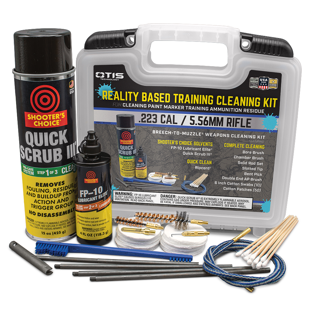 .233cal/ 5.56 REALITY BASED TRAINING CLEANING KIT