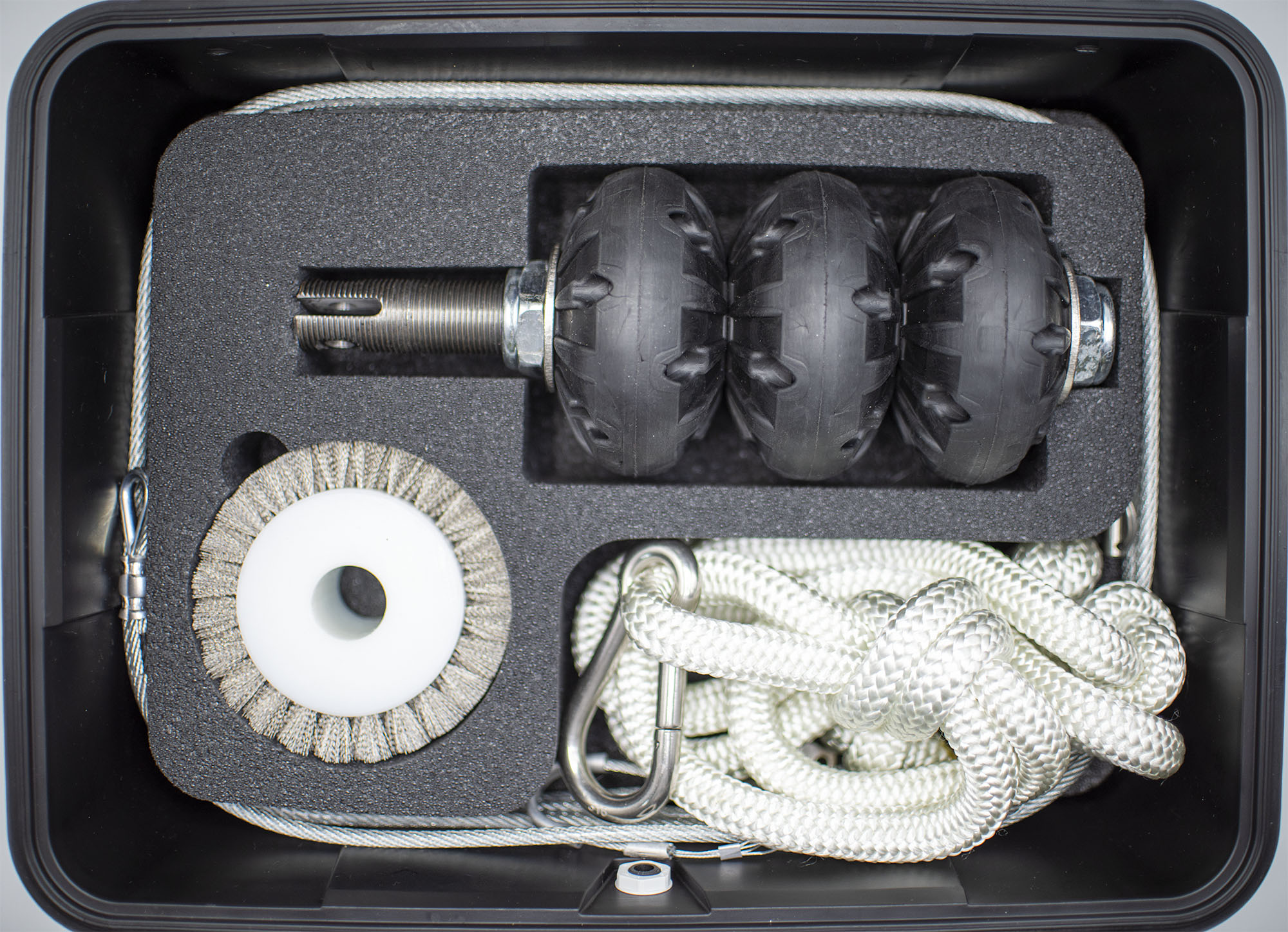 105mm Big Bore Cleaning Kit
