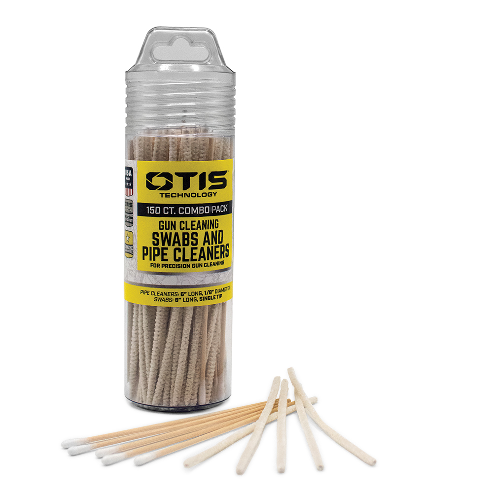 100 Swabs and 50 Pipe Cleaners Combo Pack
