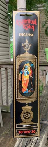 Spiritual Sky Incense Sticks 20 Pack