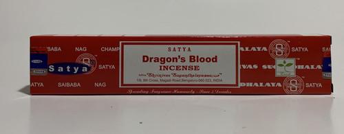 Satya Dragon's Blood 15 Gram Box