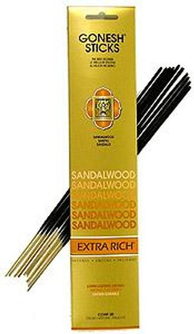 Sandalwood Gonesh Incense Sticks