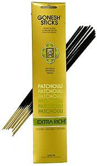 Patchouli Gonesh Incense Sticks