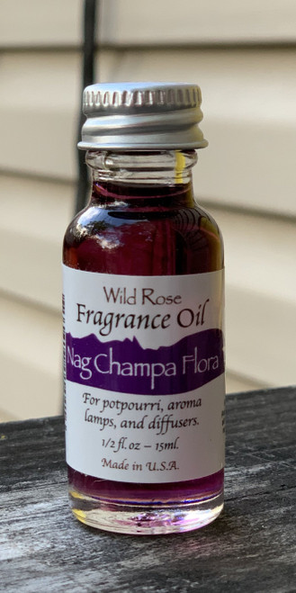 Nag Champa Flora Scented Oil