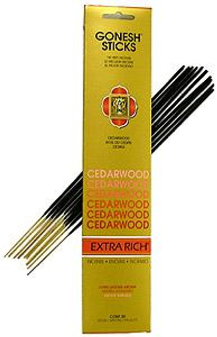 Cedarwood Gonesh Incense Sticks