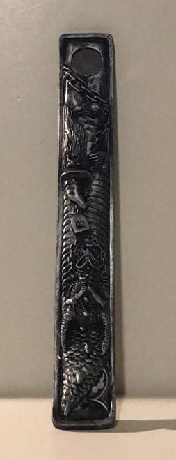 Wizard Flat Incense Holder Burner