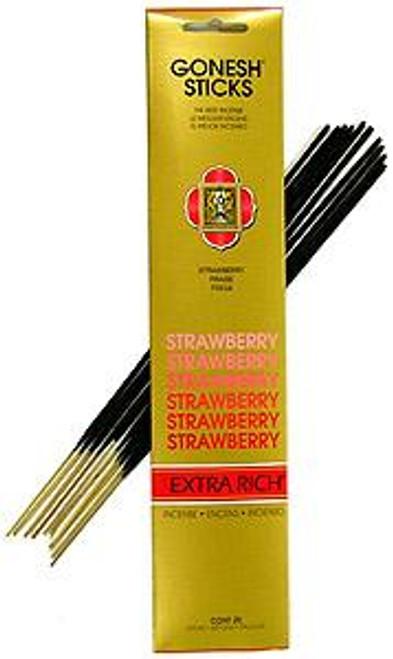 Strawberry Gonesh Incense Sticks