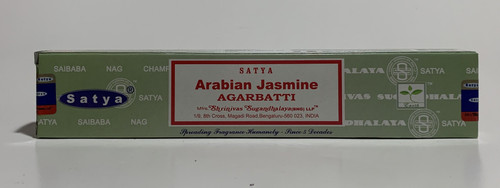 Satya Arabian Jasmine 15 Gram Box