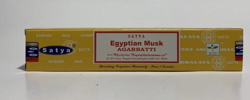 Satya Egyptian Musk 15 Gram Box