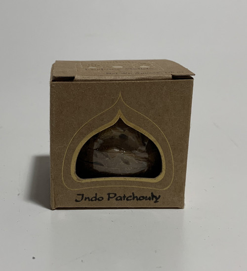 Indo Patchouly Auric Blends 1/5 oz Solid Perfume