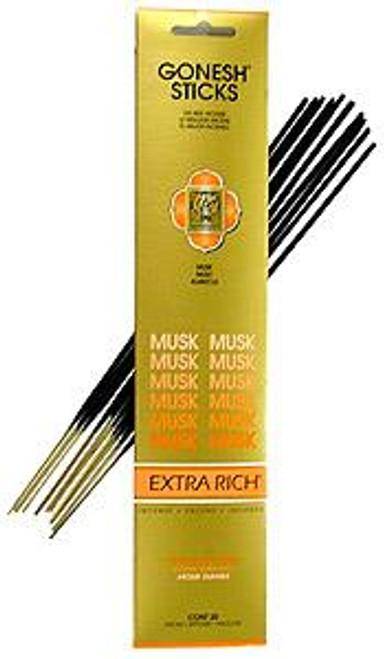 Musk Gonesh Incense Sticks