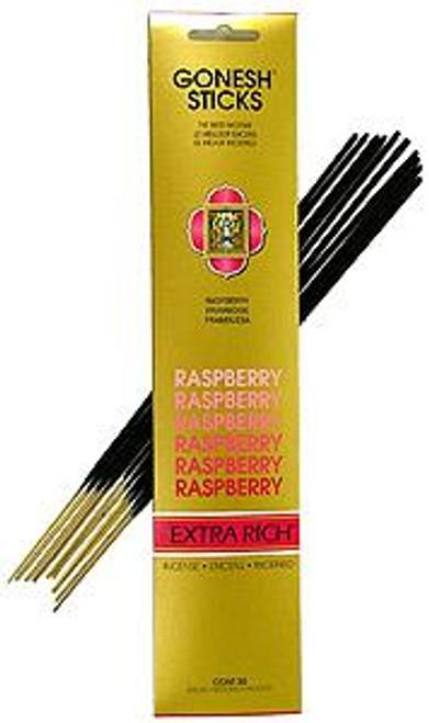 Raspberry Gonesh Incense Sticks