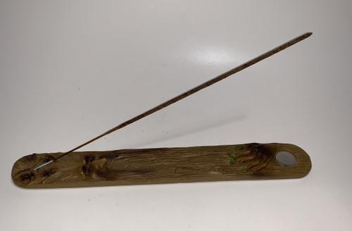 Tree Wizard Incense Burner Holder