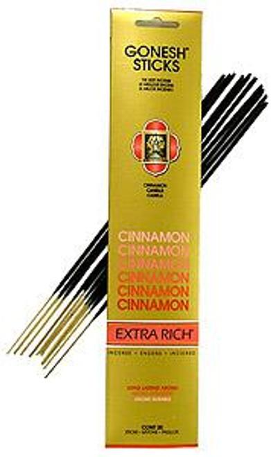 Cinnamon Gonesh Incense Sticks