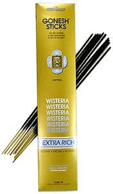 Wisteria Gonesh Incense Sticks