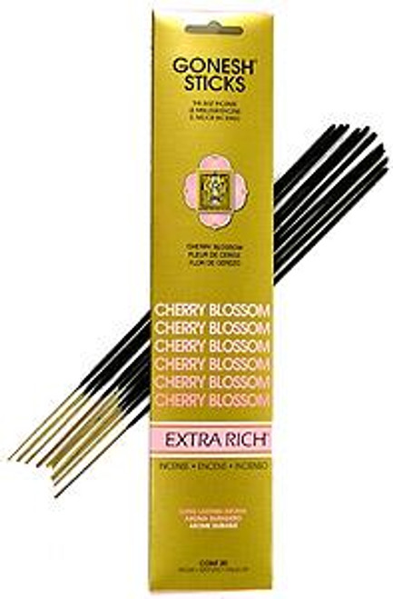 Cherry Blossom Gonesh Incense Sticks