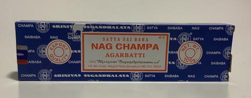 Blue Box Nag Champa 100 Gram Box