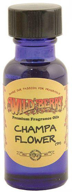 Wild Berry Scented Oil Champa Flower