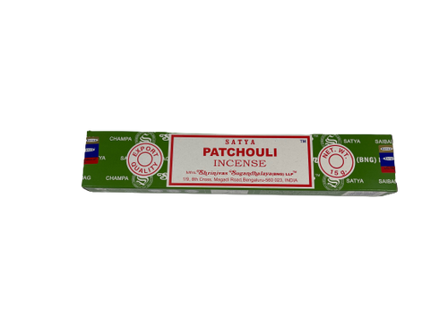Patchouli Satya Incense Stick 15 Gram Box