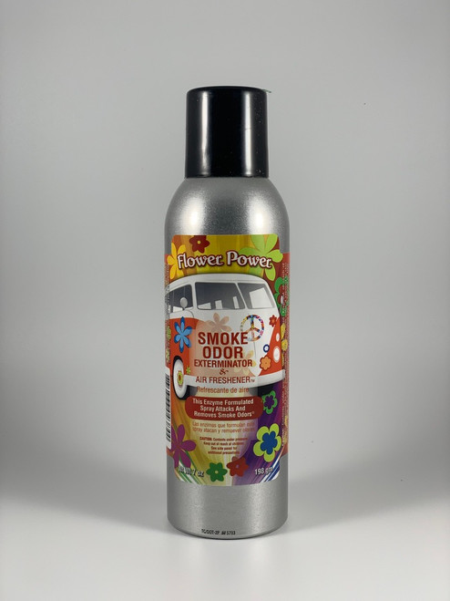 Smoke Odor Exterminator and Air Freshener Spray 7oz. Can