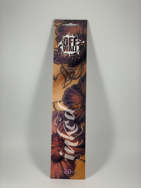Off the Wall Inked - Opium Incense Sticks