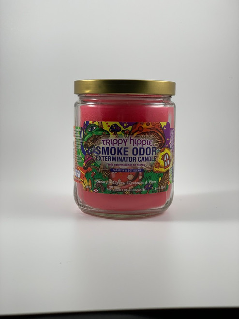 Trippy Hippie 13oz Jar Candle