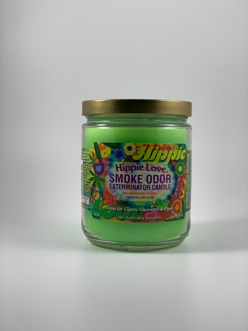 Copy of Candle - Hippie Love Smoke Odor Exterminator 13oz