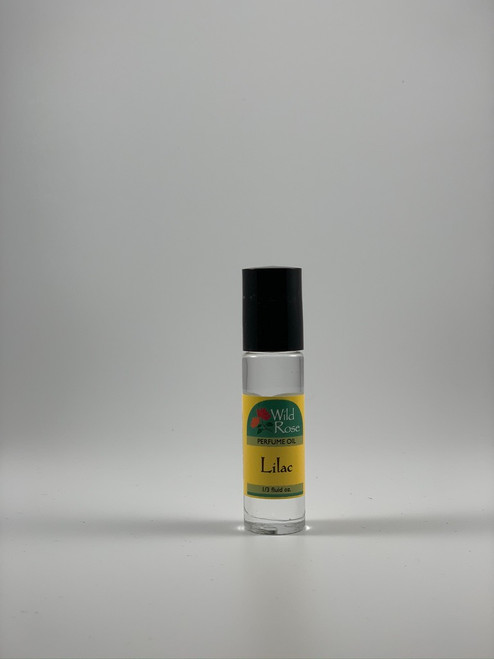 Lilac Perfume Body Oil by Wild Rose