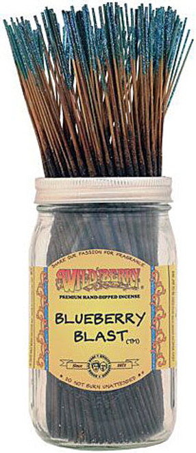 Wild Berry Incense Sticks 20 Count - Blueberry Blast