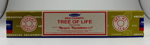 Tree of Life - Satya Nag Champa Incense Sticks