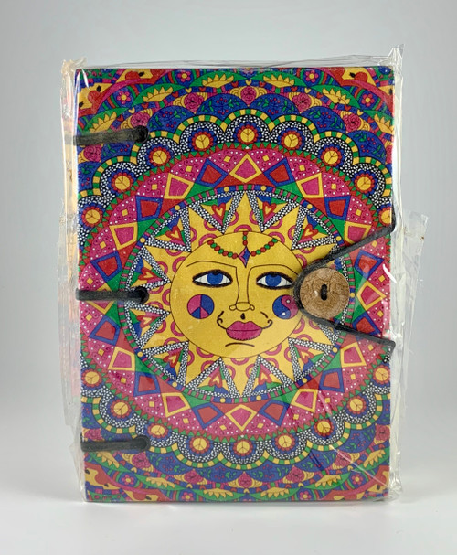 Sun (NEW) Handmade Journal 5x7 Inches