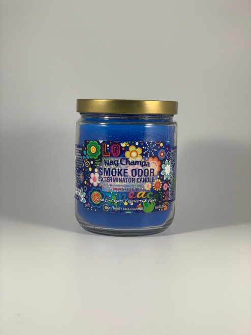 Nag Champa Smoke Eliminator 13 Oz Jar Candle