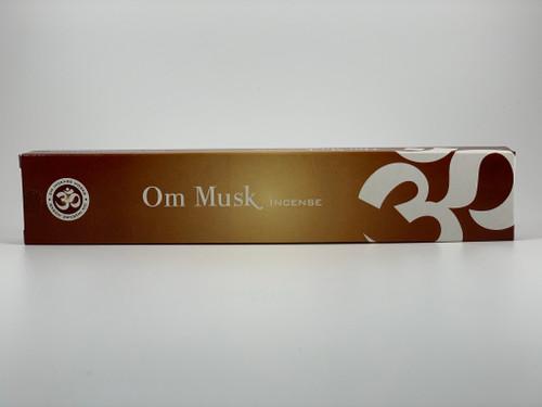Om Musk Incense Sticks 15 Grams