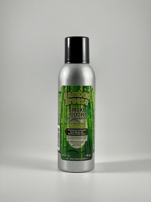 Bamboo Breeze Odor Eliminator Home Fragrance Spray Air Freshener 7 oz.