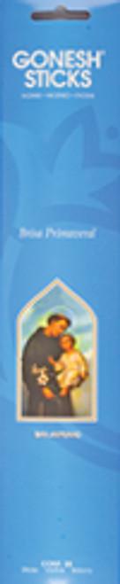 Gonesh - Los Santitos - San Antonio de Padua Incense - Jasmine Blend