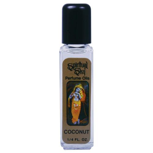 Coconut Spiritual Sky Perfume Oil 1/4 oz.