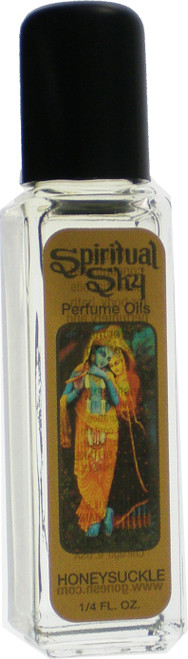 Honeysuckle Spiritual Sky Perfume Oil 1/4 oz.