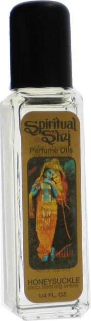 Honeysuckle Spiritual Sky Perfume Oil 1/4 oz.