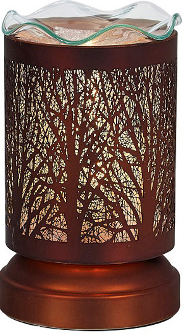 Aromar Copper Forest Aroma Oil Diffuser Electric Lamp