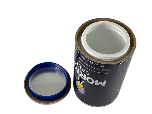 Morton Salt Stash Container
