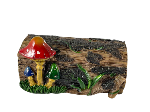 5.3 Inch Mushroom Design Stash Container Box