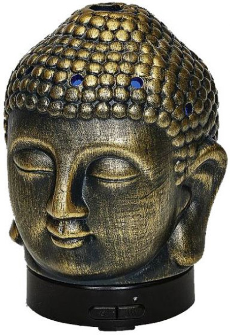 Bronze Buddha Diffuser for Scented Oils