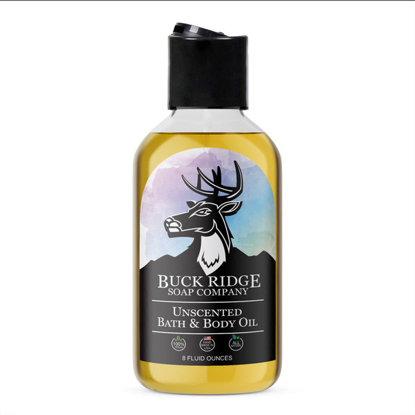 Unscented Bath and Body Oil