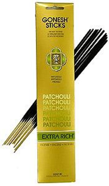 Patchouli Gonesh Incense Sticks