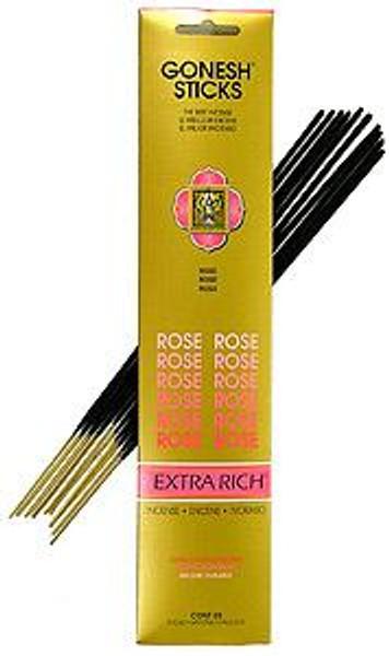 Rose Gonesh Incense Sticks