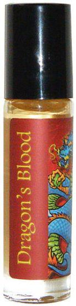 Dragon's Blood Shadow Scents Perfume Oil 1/3 oz Bottle